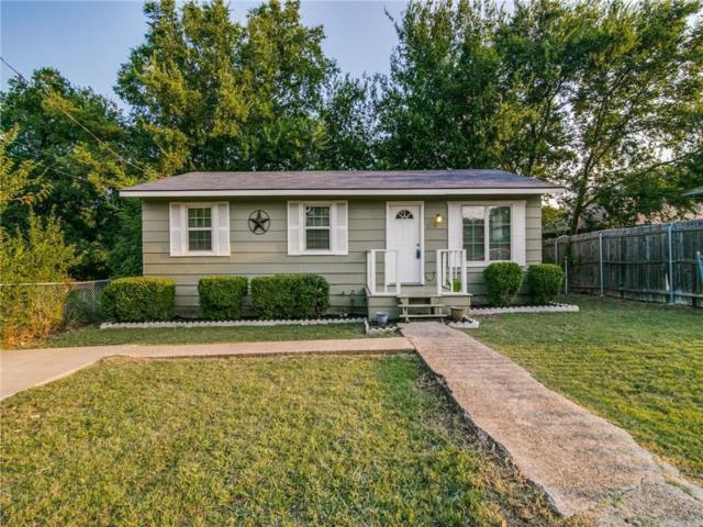 604 E Ross Street, Rockwall, TX 75087 (MLS #13921412) :: Team Hodnett