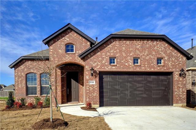 9308 Meadowpark Drive, Denton, TX 76226 (MLS #13921754) :: Real Estate By Design
