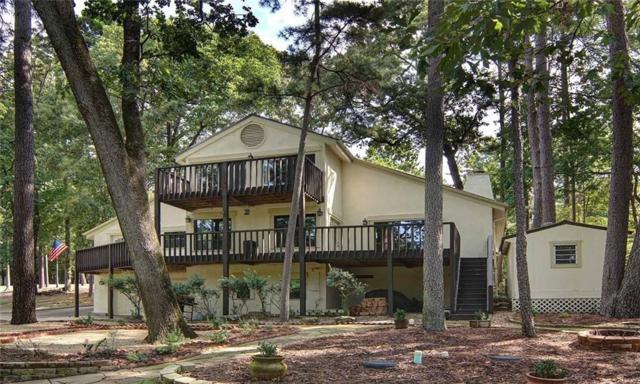1304 N Kings Country Blvd. Boulevard N, Scroggins, TX 75480 (MLS #13922512) :: The Heyl Group at Keller Williams