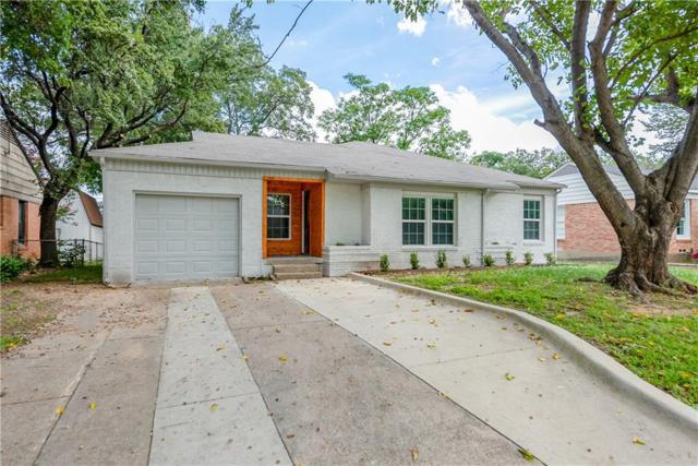2012 Plymouth Drive N, Irving, TX 75061 (MLS #13923257) :: The Chad Smith Team