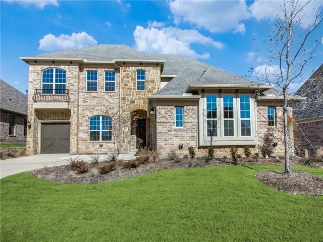 851 Garland Drive, Lantana, TX 76226 (MLS #13923639) :: Kimberly Davis & Associates