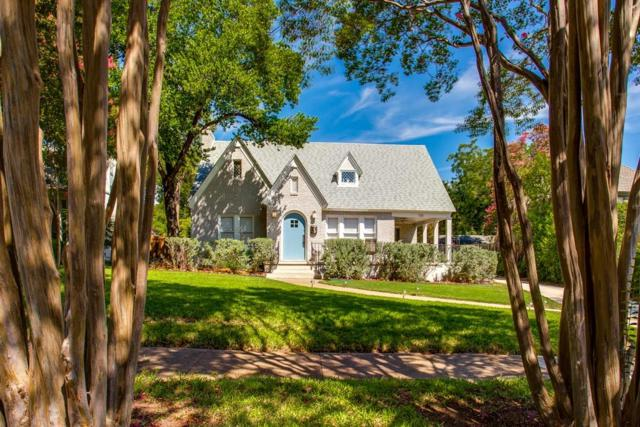 1111 S Canterbury Court, Dallas, TX 75208 (MLS #13923930) :: Real Estate By Design
