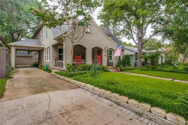 1119 N Winnetka, Dallas, TX 75208 (MLS #13924021) :: RE/MAX Town & Country