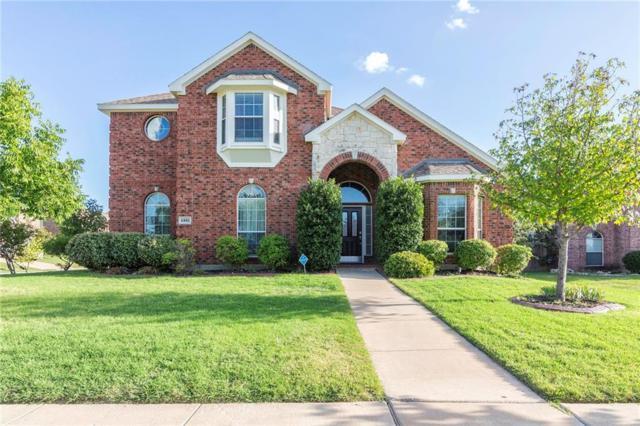 6801 Black Mesa Court, Fort Worth, TX 76179 (MLS #13924386) :: Frankie Arthur Real Estate