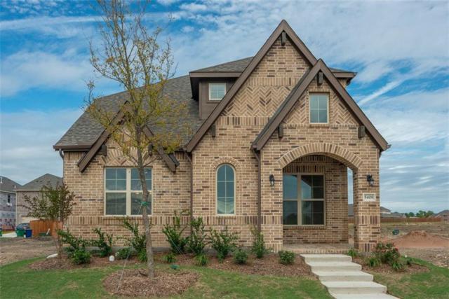 5408 Tuskegee Trail, Mckinney, TX 75070 (MLS #13925141) :: Robbins Real Estate Group