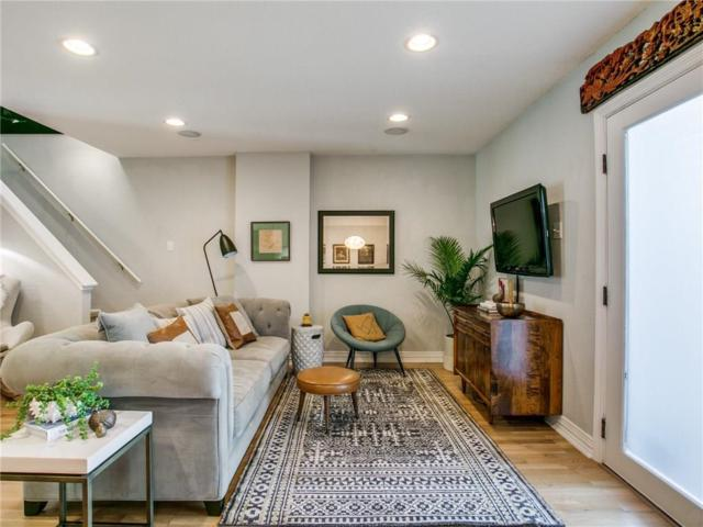 2722 Knight Street 316C, Dallas, TX 75219 (MLS #13925145) :: Magnolia Realty