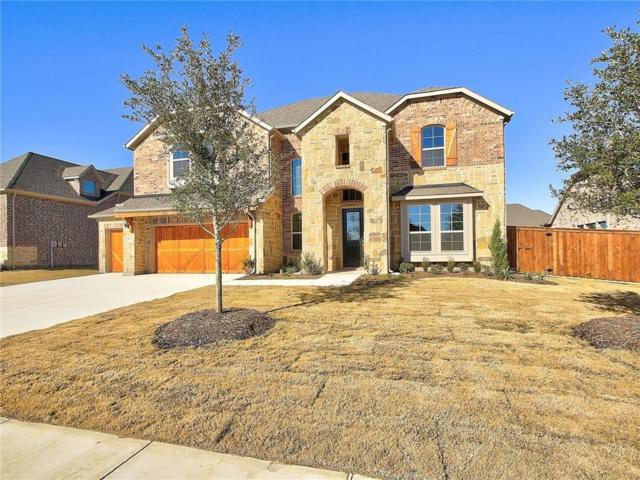 1801 Winchester Drive, Prosper, TX 75078 (MLS #13925309) :: Real Estate By Design