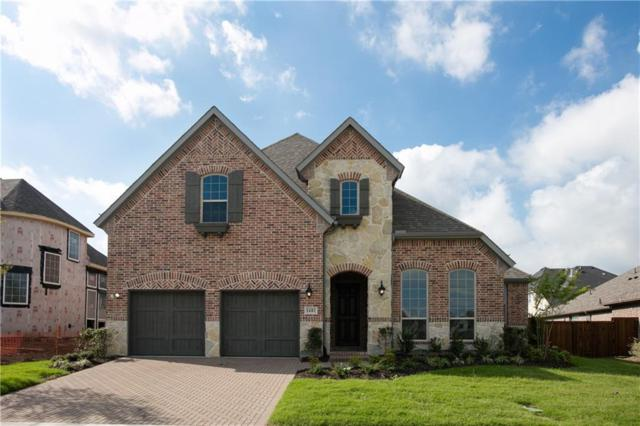 1681 Birdsong Lane, Prosper, TX 75078 (MLS #13925427) :: RE/MAX Landmark