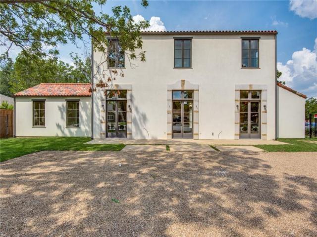 6475 Royal Lane, Dallas, TX 75230 (MLS #13925446) :: Robbins Real Estate Group