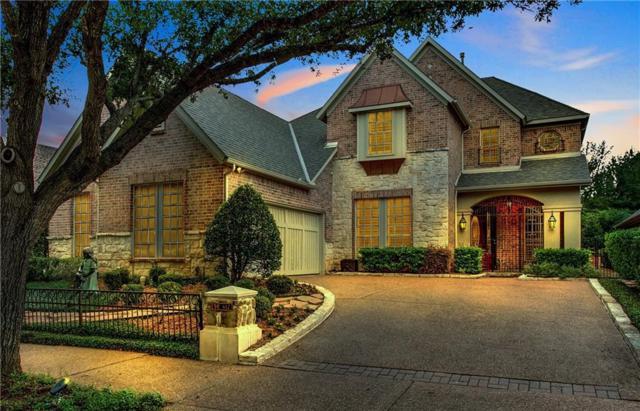 612 Regency Crossing, Southlake, TX 76092 (MLS #13927094) :: Baldree Home Team