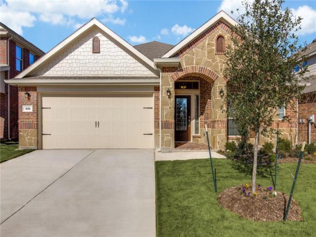 439 George Drive, Fate, TX 75189 (MLS #13927896) :: RE/MAX Landmark