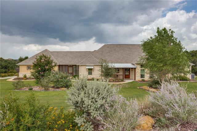 157 Canyon Creek Court, Weatherford, TX 76087 (MLS #13928115) :: Frankie Arthur Real Estate