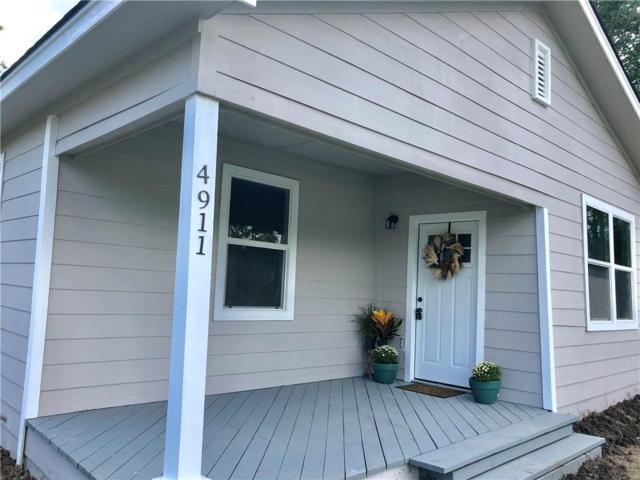 4911 Pickett Street, Greenville, TX 75401 (MLS #13928203) :: Robbins Real Estate Group
