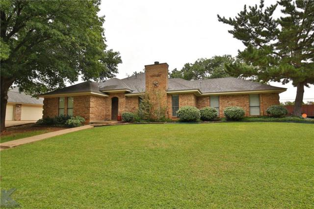 31 Hoylake Drive, Abilene, TX 79606 (MLS #13928514) :: The Tonya Harbin Team