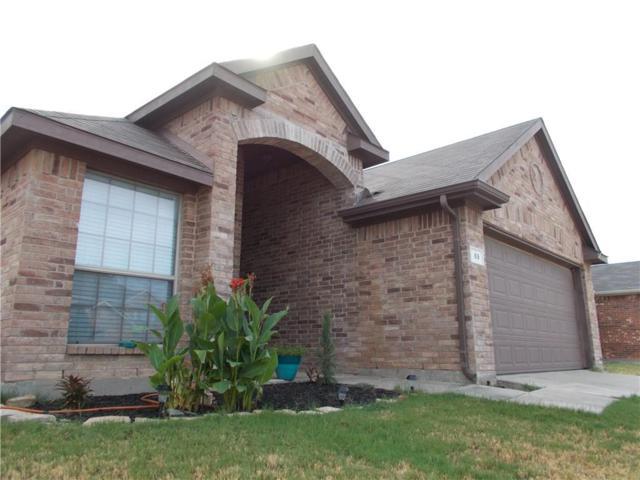 69 N Highland Drive, Sanger, TX 76266 (MLS #13928669) :: Robbins Real Estate Group