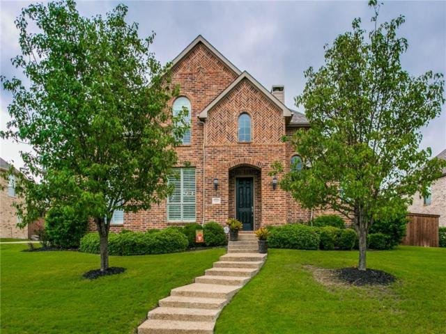 1213 Sir Malory Lane, Lewisville, TX 75056 (MLS #13929109) :: The Sarah Padgett Team