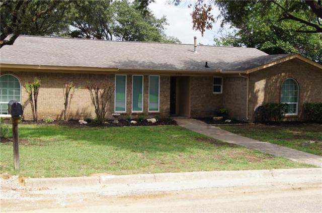 2201 Highcrest Drive, Bedford, TX 76022 (MLS #13929198) :: Robbins Real Estate Group