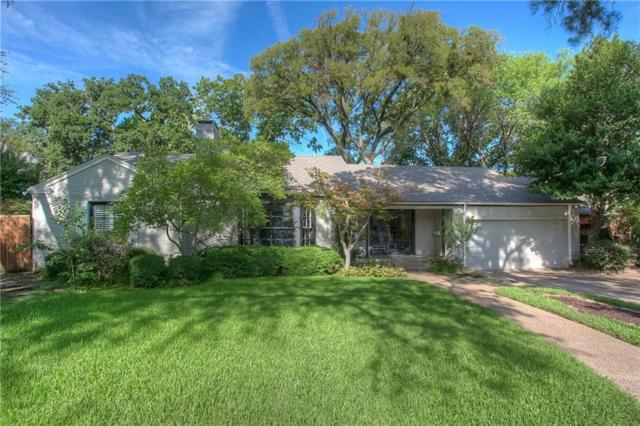 309 N Bailey Avenue, Fort Worth, TX 76107 (MLS #13929241) :: The Chad Smith Team