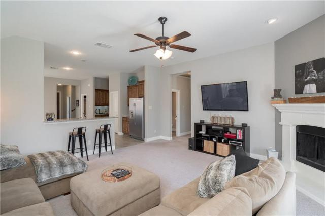 10725 Parnell Drive, Mckinney, TX 75072 (MLS #13929627) :: RE/MAX Town & Country