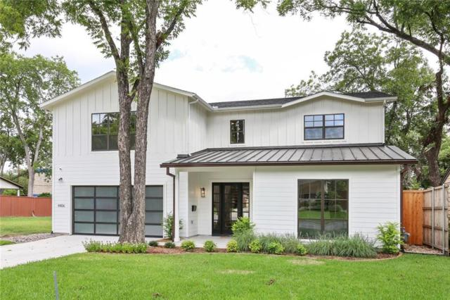 4406 Somerville Avenue, Dallas, TX 75206 (MLS #13929739) :: RE/MAX Landmark