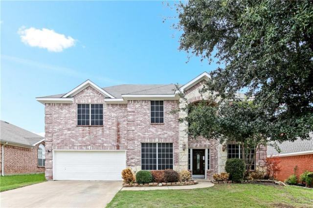 8420 Rock Creek Drive, Fort Worth, TX 76123 (MLS #13929763) :: Magnolia Realty