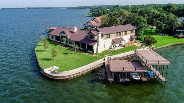 130 White Cap Lane, Mabank, TX 75156 (MLS #13930039) :: Steve Grant Real Estate
