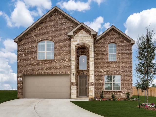 8405 Sweet Flag Lane, Fort Worth, TX 76123 (MLS #13930376) :: RE/MAX Landmark