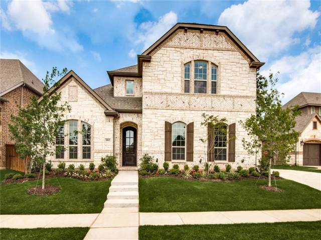 4812 Latour Lane, Colleyville, TX 76034 (MLS #13930613) :: Kimberly Davis & Associates