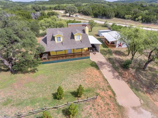 5430 Arrowhead Trail, Possum Kingdom Lake, TX 76450 (MLS #13931037) :: Robbins Real Estate Group