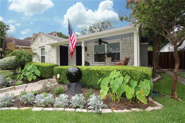 1043 N Edgefield Avenue, Dallas, TX 75208 (MLS #13931464) :: RE/MAX Town & Country