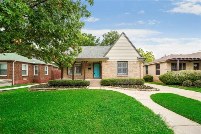 2619 Alco Avenue, Dallas, TX 75211 (MLS #13931772) :: RE/MAX Town & Country