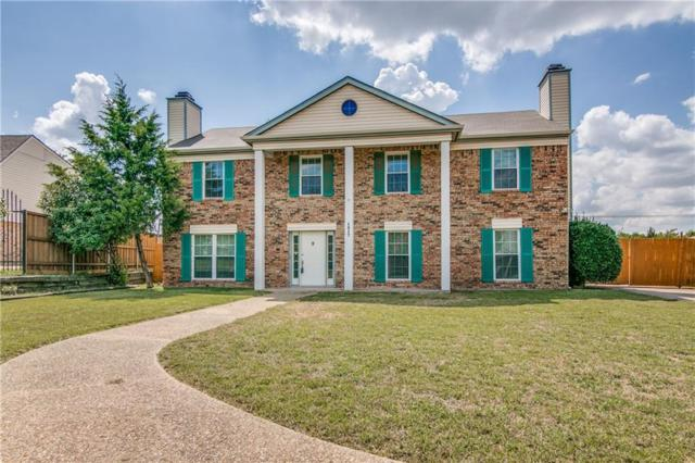 1317 Huntington, Mesquite, TX 75149 (MLS #13931830) :: RE/MAX Town & Country
