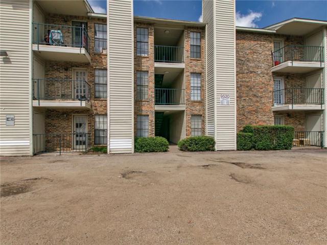 9520 Royal Lane #311, Dallas, TX 75243 (MLS #13932142) :: Baldree Home Team