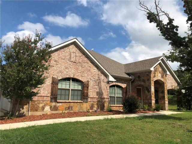 726 Haynie Drive, Runaway Bay, TX 76426 (MLS #13932184) :: Robinson Clay Team