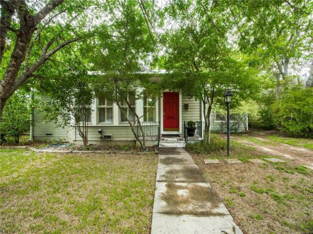 3000 Edgehill Road, Fort Worth, TX 76116 (MLS #13932628) :: Frankie Arthur Real Estate