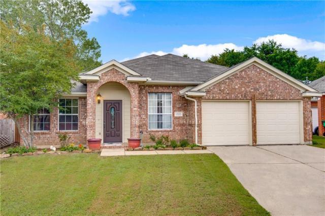 1321 Meadowbrook Drive, Mckinney, TX 75069 (MLS #13932947) :: Robbins Real Estate Group