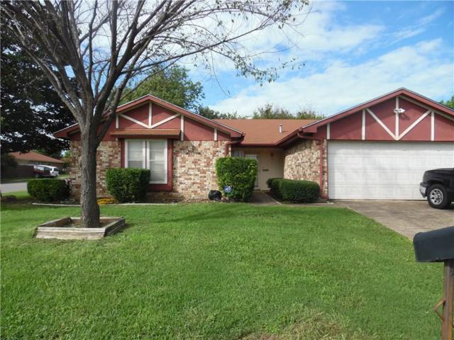 7052 Woodmoor Road, Fort Worth, TX 76133 (MLS #13933227) :: Team Hodnett
