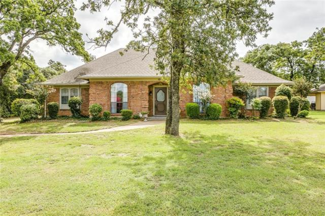 104 Bent Tree Trail, Burleson, TX 76028 (MLS #13933507) :: RE/MAX Town & Country