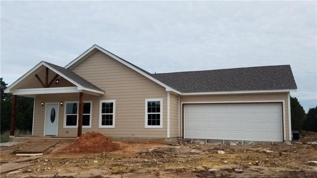 2607 Christine Drive, Granbury, TX 76048 (MLS #13933753) :: RE/MAX Town & Country