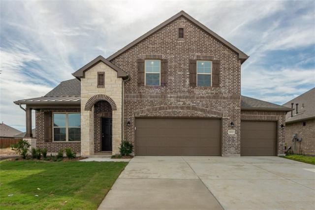 1612 Drover Creek Road, Aubrey, TX 76227 (MLS #13933855) :: Robbins Real Estate Group