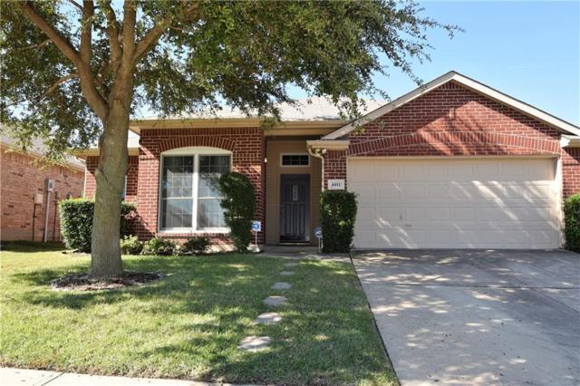 6011 Hillside Lane, Sachse, TX 75048 (MLS #13933910) :: RE/MAX Town & Country
