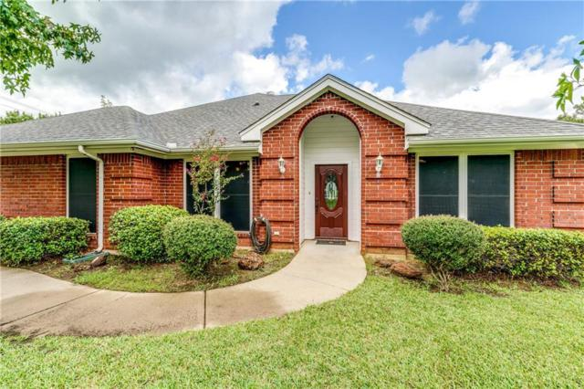101 Longbranch Road, Burleson, TX 76028 (MLS #13933927) :: RE/MAX Town & Country