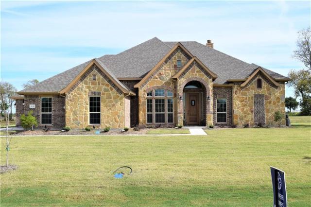 1510 Billingsley Drive, Waxahachie, TX 75167 (MLS #13934156) :: RE/MAX Landmark