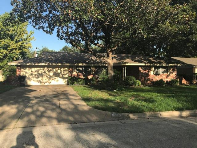 6017 Wester Avenue, Fort Worth, TX 76133 (MLS #13934167) :: Frankie Arthur Real Estate