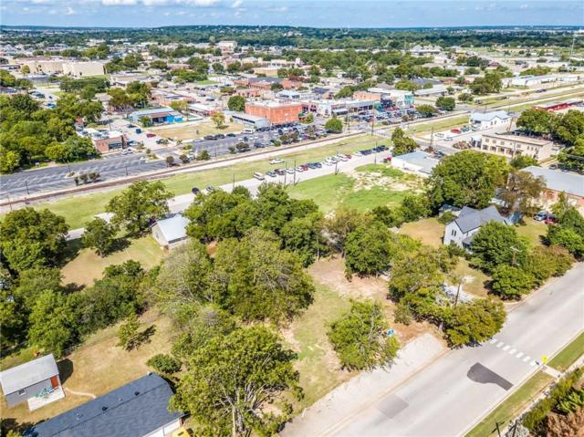 200 S Dobson Street, Burleson, TX 76028 (MLS #13934744) :: The Mitchell Group