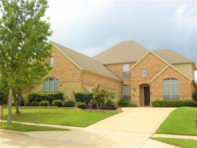 9609 Armour Drive, Fort Worth, TX 76244 (MLS #13935360) :: RE/MAX Landmark