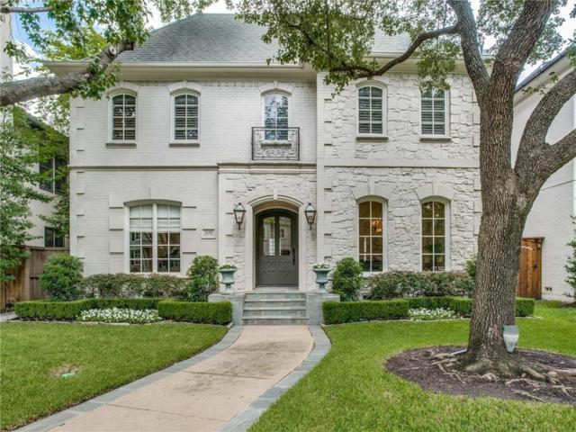 3608 Harvard Avenue, Highland Park, TX 75205 (MLS #13935644) :: NewHomePrograms.com LLC