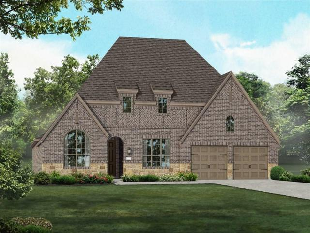 1631 Oakcrest Drive, Prosper, TX 75078 (MLS #13936161) :: Pinnacle Realty Team