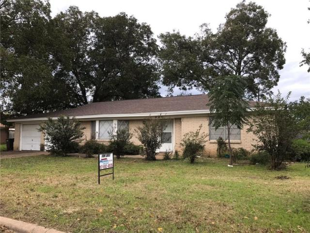 629 Timothy Drive, Fort Worth, TX 76028 (MLS #13936273) :: Magnolia Realty