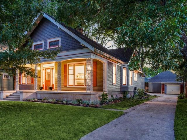 211 S Windomere Avenue, Dallas, TX 75208 (MLS #13936375) :: The Chad Smith Team